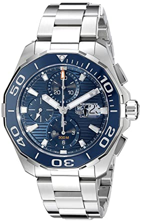 f2f69535803 Image Unavailable. Image not available for. Color: TAG Heuer Men's CAY211B.