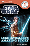 Star Wars Luke Skywalker's Amazing Story (DK Readers Level 1)