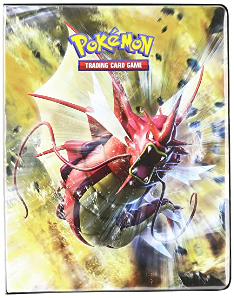 photo relating to Pokemon Binder Cover Printable referred to as Extremely Specialist Pokemon XY- Collection 9 9-Pocket Comprehensive-Viewpoint Portfolio