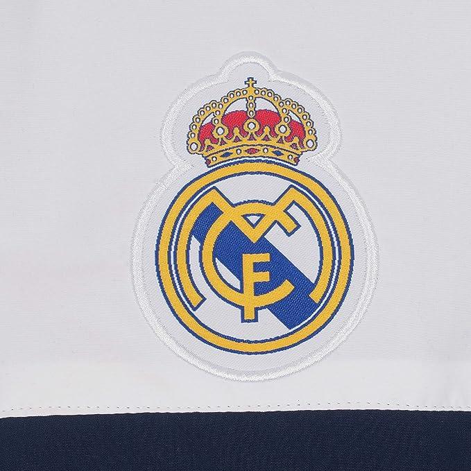 gar/çon Lot Veste et Pantalon de surv/êtement th/ème Football Real Madrid Officiel