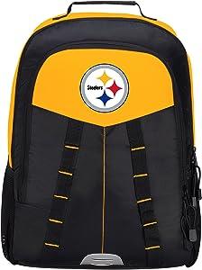 "Officially Licensed NFL ""Scorcher"" Backpack, Multi Color, 18"""