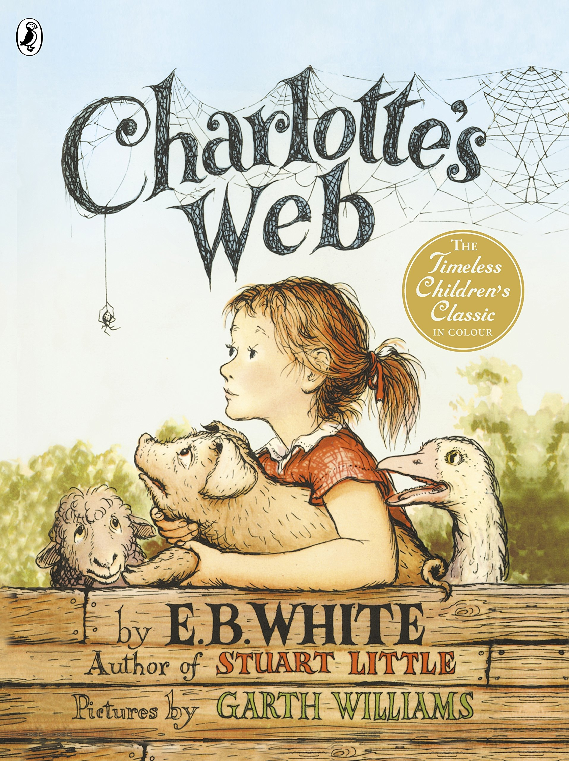 Charlotte's Web (Colour Edn) pdf epub