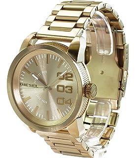 aa0c00c83582 Diesel DZ4268 - Reloj cronógrafo de cuarzo para hombre con correa de ...