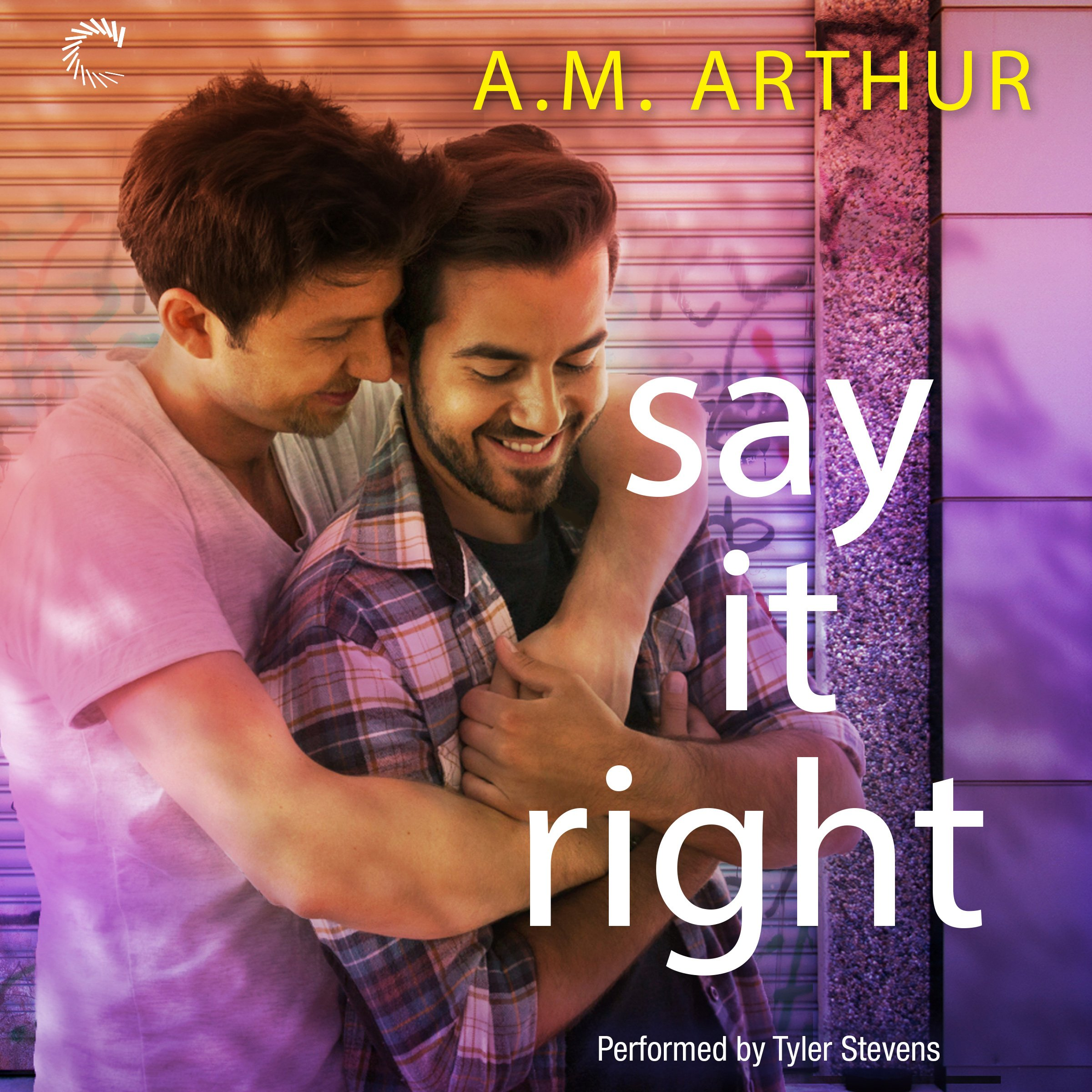 Say It Right: All Saints, Book 2 by Harlequin Audio (Image #1)