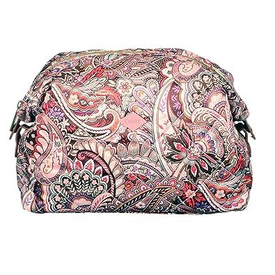 28781e7fdf308 Oilily Eau de Fleurs M Toiletry Bag Vintage Pink  Amazon.co.uk  Shoes   Bags