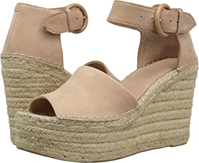 541e2aae254 Amazon.com | Marc Fisher Ltd Womens Alida Espadrille Wedge, Pink ...