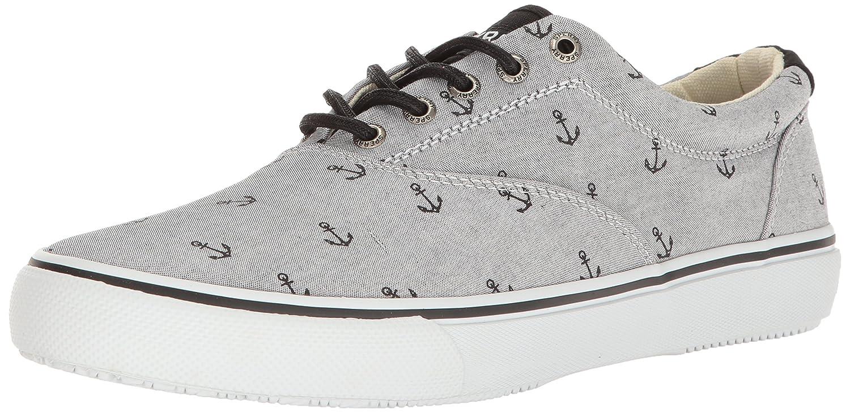 Sperry Top-Sider Men's Striper LL CVO Fashion Sneaker B01G4EPZA0 12 D(M) US|Anchor Black