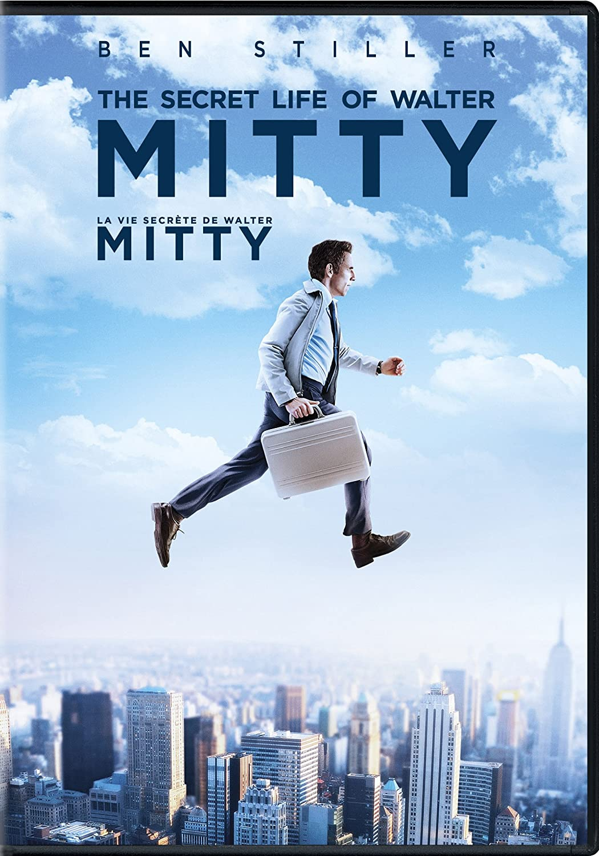 The Secret Life Of Walter Mitty 2013 Amazon Co Uk Dvd Blu Ray