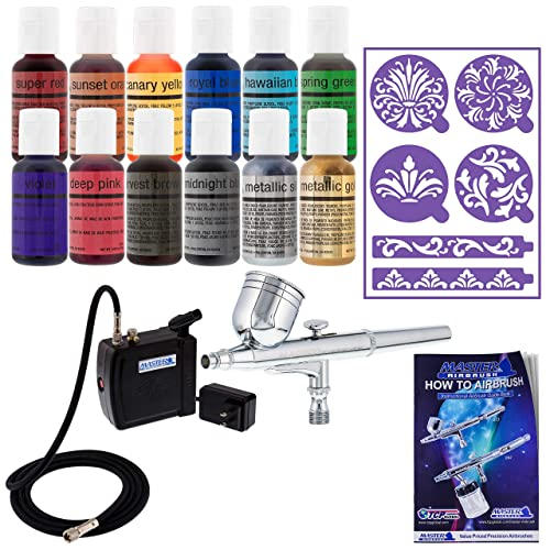 Master Airbrush System with G22 Airbrush
