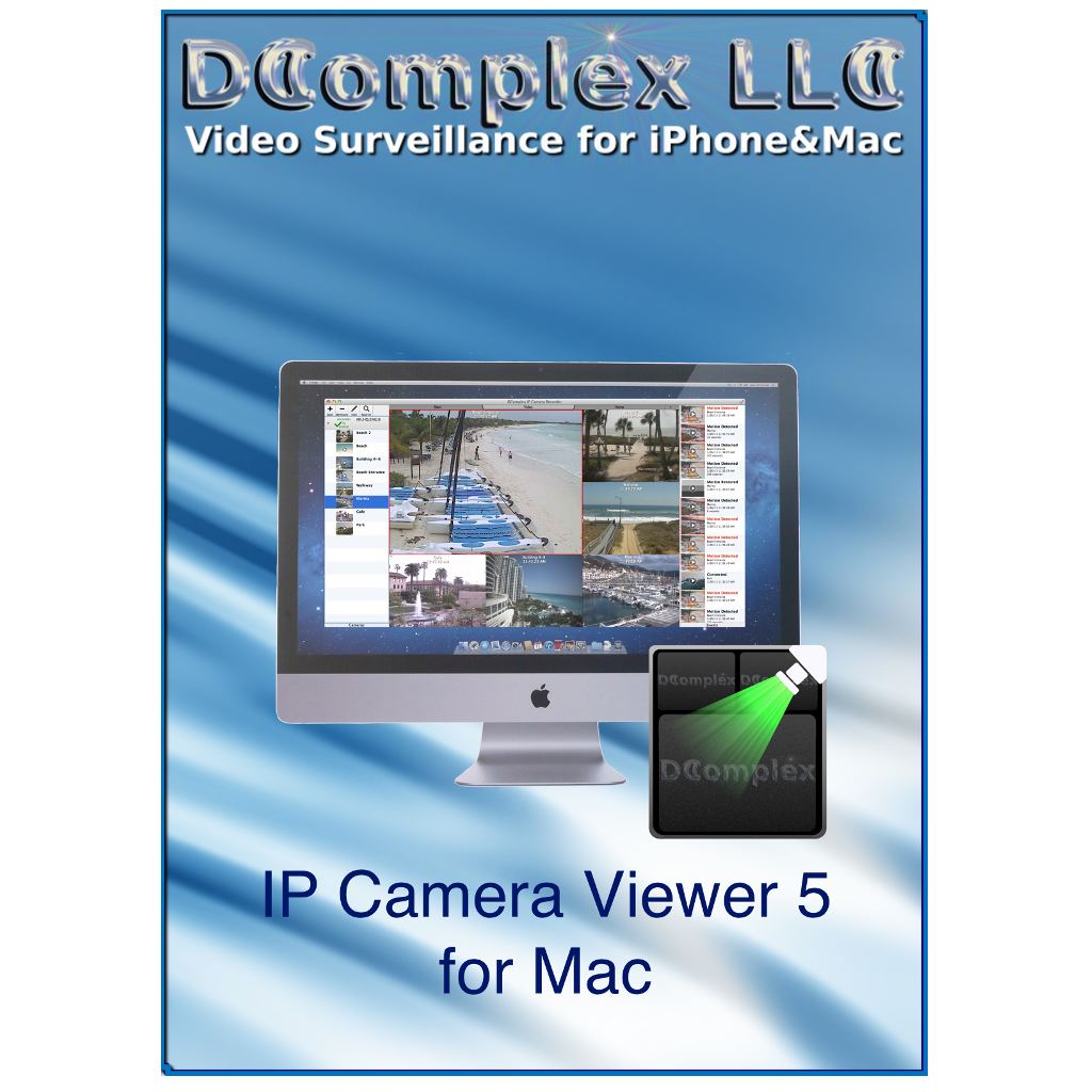 IP Camera Viewer 5 for Mac [Download]