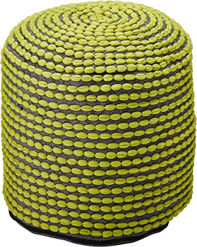 Christopher Knight Home Rococco Indoor Fabric Round Pouf Ottoman