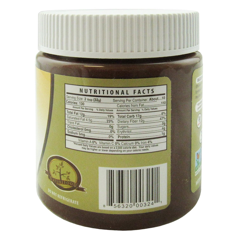 Nutilight Proteína sin azúcar Almendra y chocolate negro 11 oz. (312gr): Amazon.es: Alimentación y bebidas