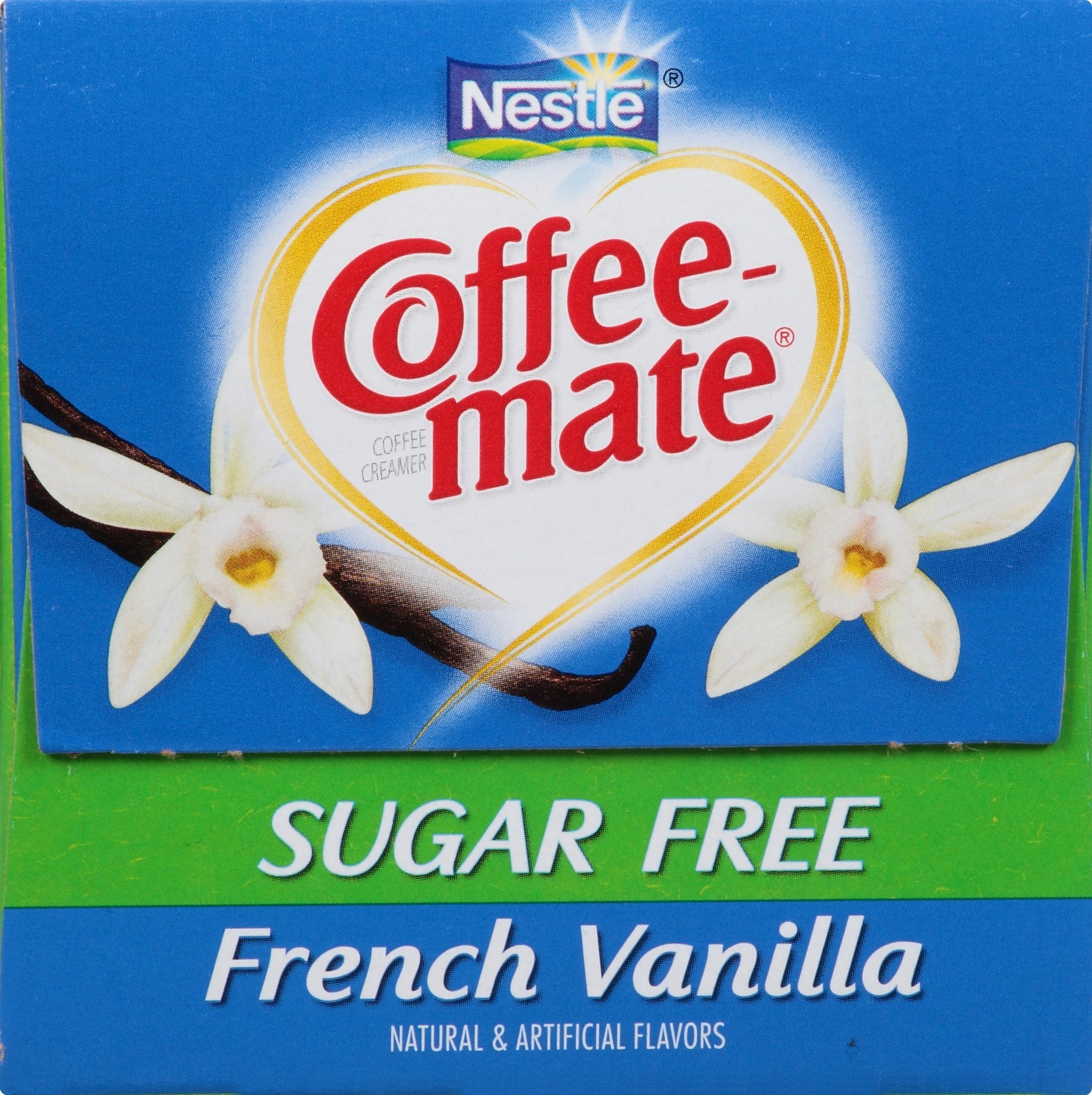 NESTLE COFFEE-MATE Coffee Creamer, Sugar Free French Vanilla, liquid creamer singles, Pack of 50 by Nestle Coffee Mate (Image #6)