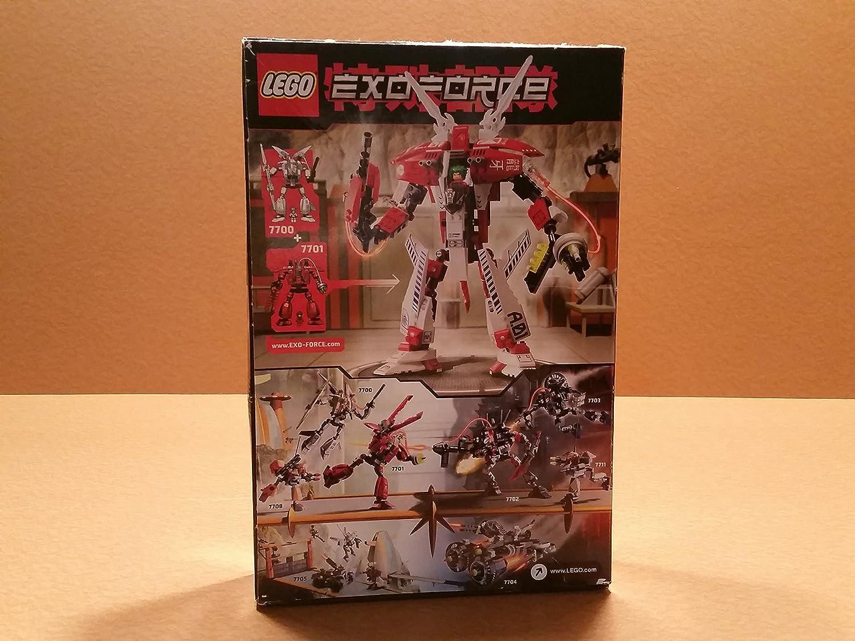 B000AZ24Q8 LEGO Exo-Force Grand Titan 91NPCKPkWhL.SL1500_