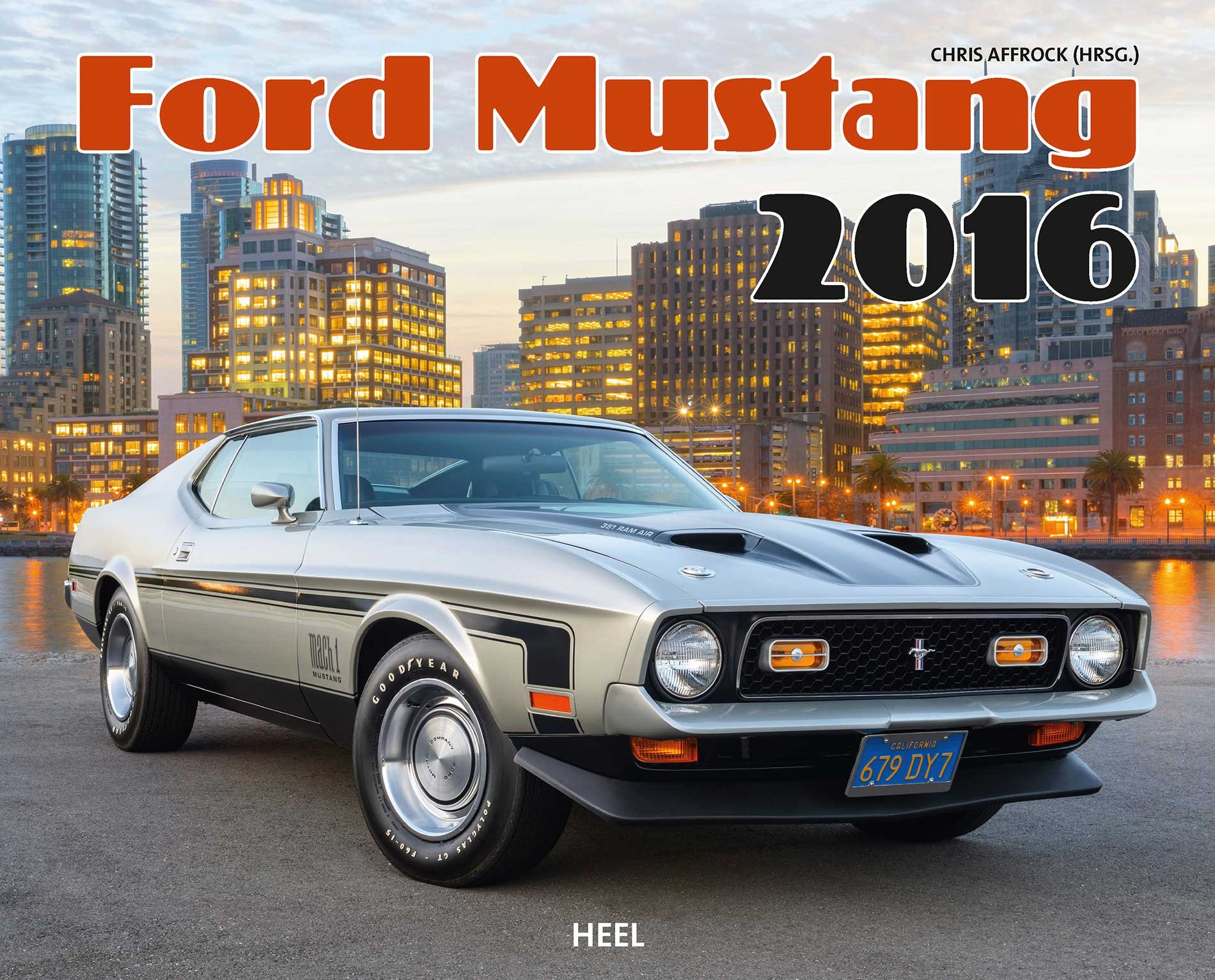 Ford Mustang 2016 Amazon Bücher