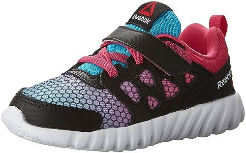 ecf47b95947 Reebok Kids Twistform Blaze 2.0 Fade Alternate Closure Running Shoes ...