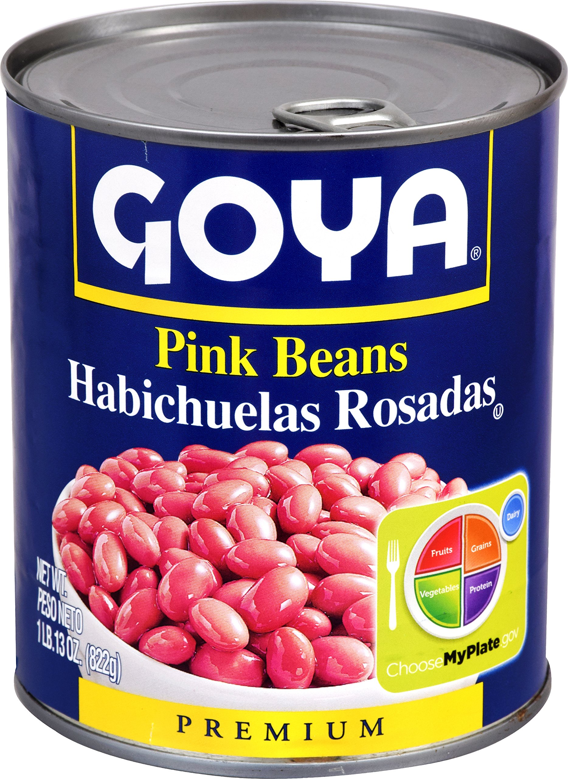 Goya Foods Pink Beans, 29-Ounce (Pack of 12)