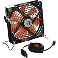 Thermaltake Mobile Fan 12 - Ventilador de PC (Ventilador, 120 x 120 x 25 mm, USB)