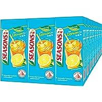 Seasons Ice Lemon Reduced Sugar Tea, 250ml (Pack of 24)