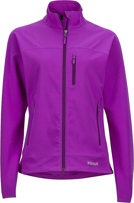 Marmot Women's Tempo Softshell Jacket: Clothing