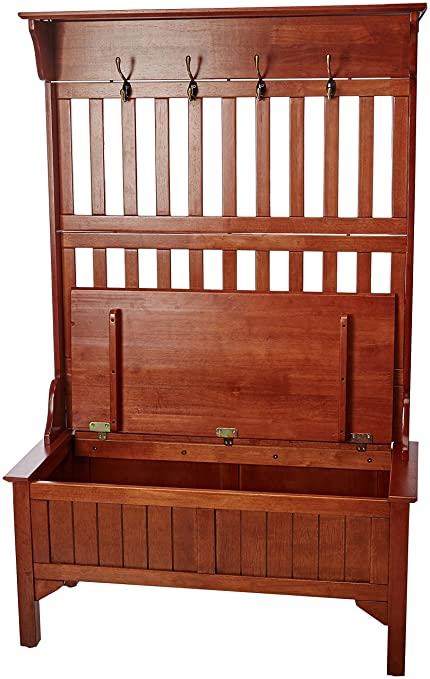 Amazon.com: Home Style 5649 – 49 Full salón Árbol y banco de ...