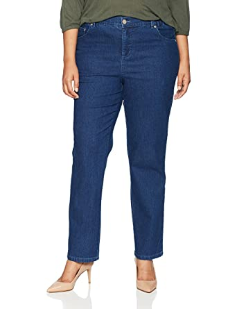 581261c62a6 Just My Size Women s Apparel Women s Plus Size 5 Pocket Jean