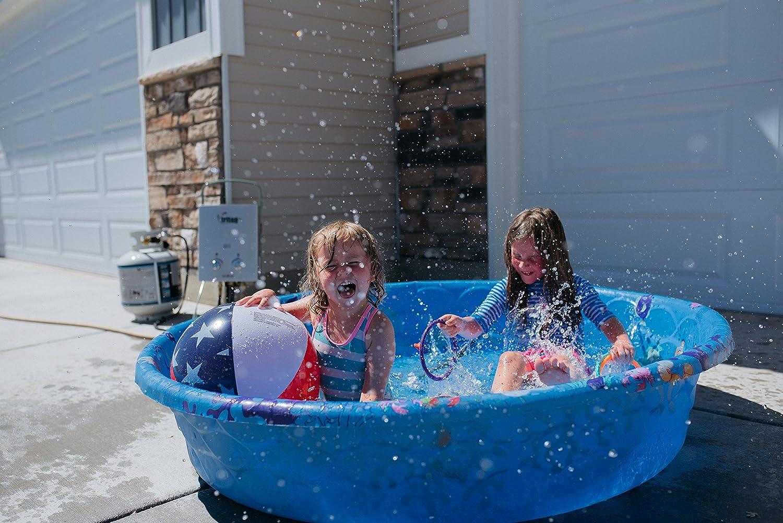 Camp Chef HWD5 Triton caliente calentador de agua: Amazon.es: Deportes y aire libre