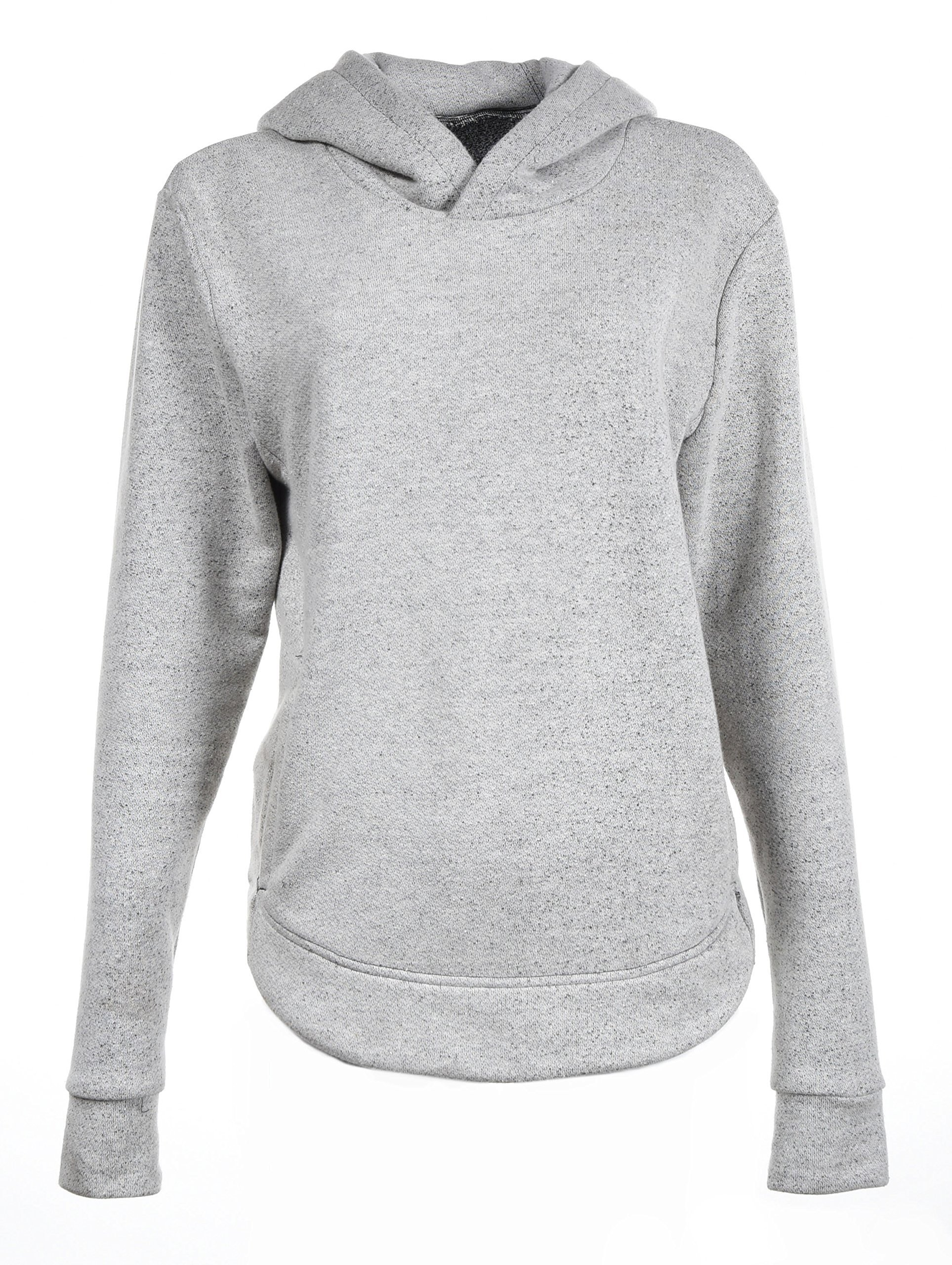A1 Fitted Pullover, Heather Grey, Small by Aros