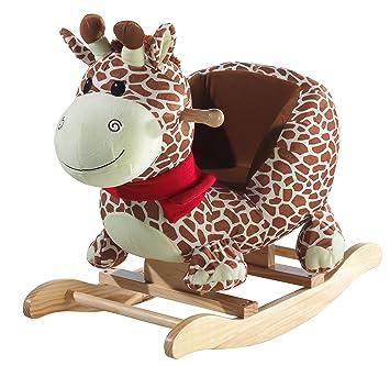 Raffa Dondolo Giraffa.Heunec 726574 Dondolo Giraffa