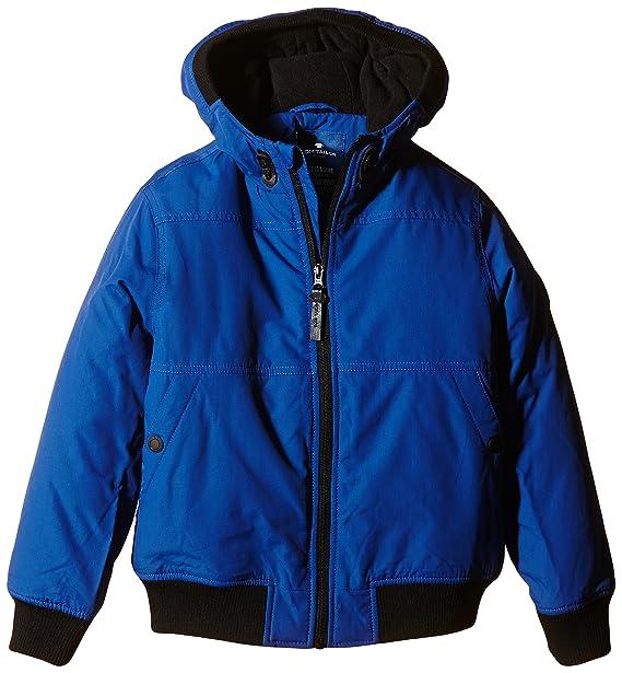 tom tailor herren blouson jacke with hood 509