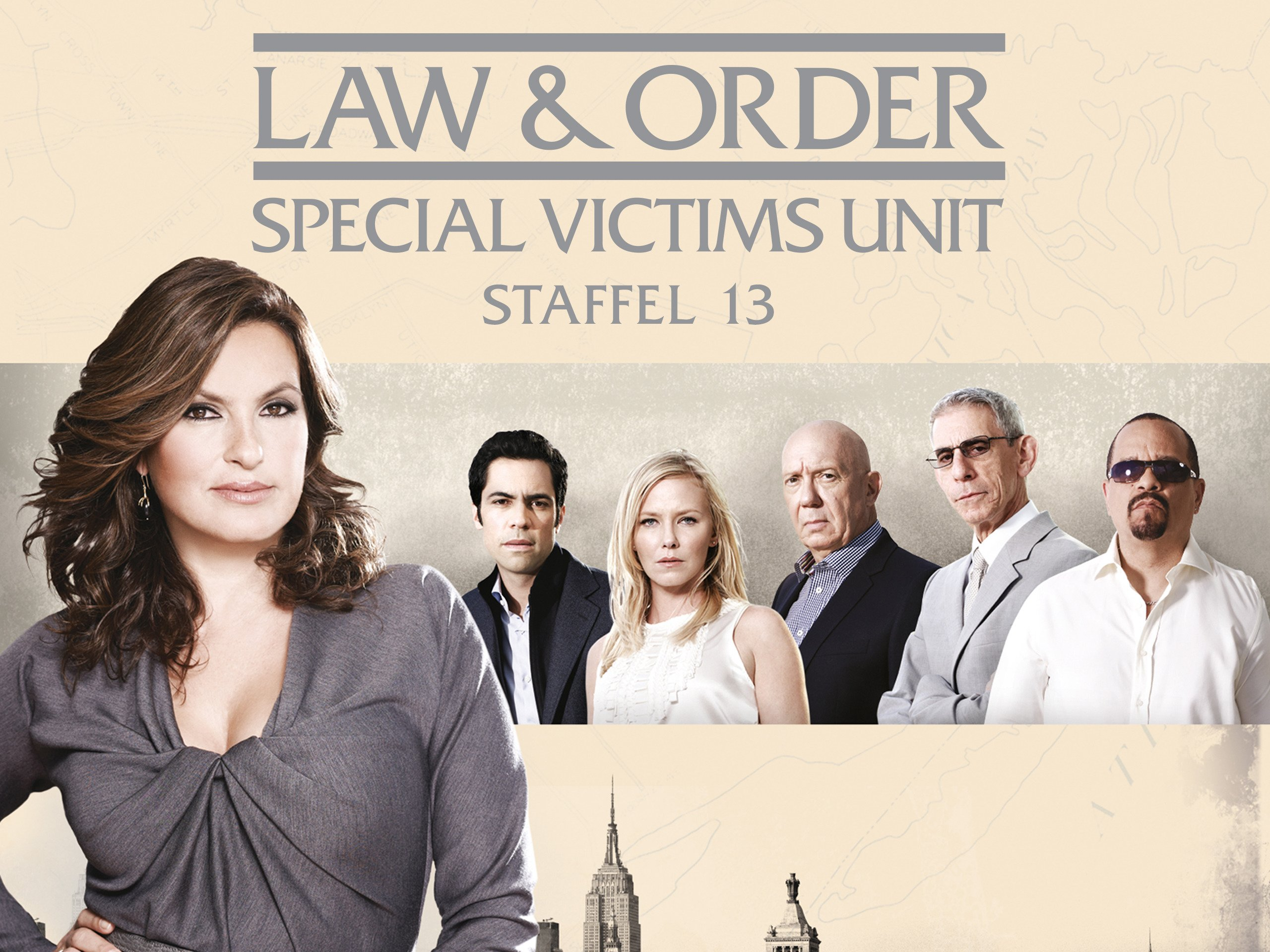 Amazonde Law Order Special Victims Unit Staffel 13