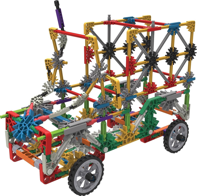 Amazon K NEX – 35 Model Building Set – 480 Pieces – For Ages