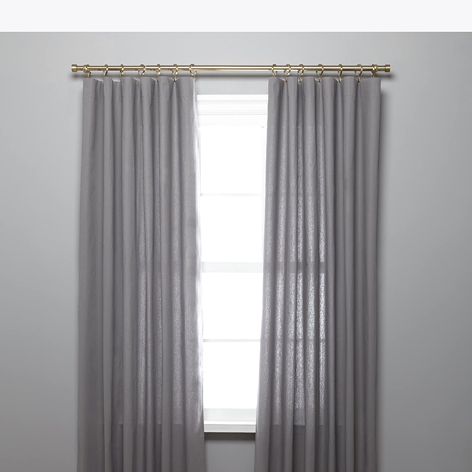 double exceptional pole design french of images adjustable rods drapery cafe rod full curtains inch black curtain size door extender