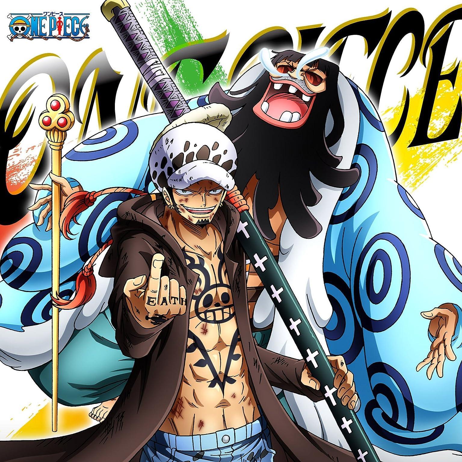 One Piece ロー トレーボル Ipad壁紙 画像56781 スマポ