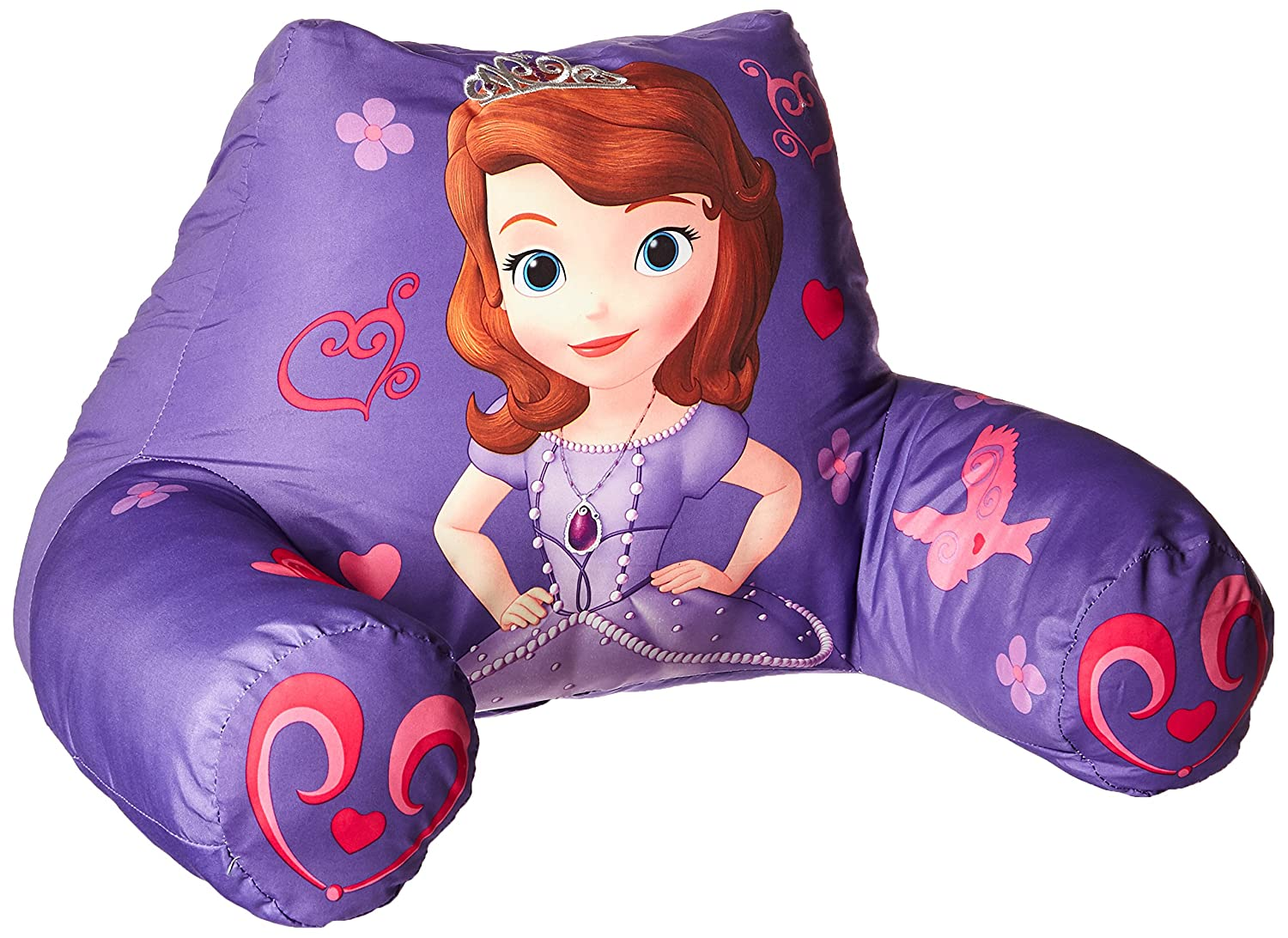 Disney Junior Sofia The First Bed Rest Jay Franco and Sons Inc JF27017TRUCD