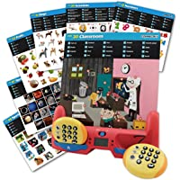 BEST LEARNING Connectrix - Exciting Educational Matching Game Toy for Kids Ages 6 Years and up, 1 to 2 Players