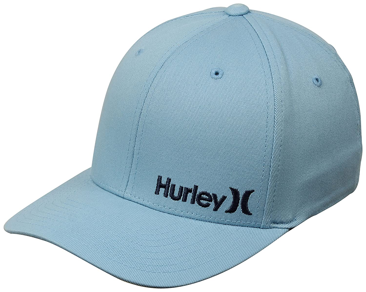 online store bd572 6e364 Hurley MHA0007610 Men s Corp Hat, Cerulean - S-M  Amazon.co.uk  Clothing