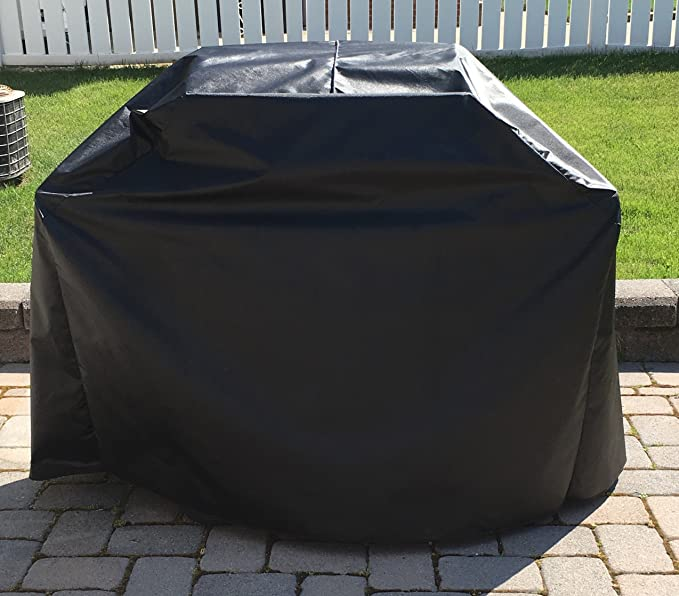 52.5W x 24.6D x 47H Char Broil Gas2Coal Hybrid Model 463370516 Gas Grill Outdoor Waterproof Black Grill Cover By Comp Bind Technology