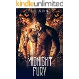 Midnight Fury: (Midnight Pack Wolf Shifter Romance - Book 4)