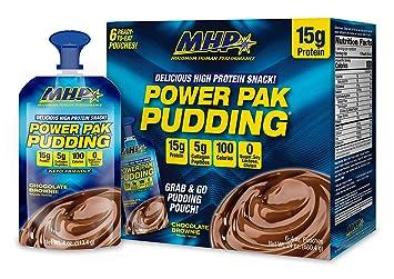 Amazon.com: MHP Power Pak Pudding - Bolsas de papel (6 ...