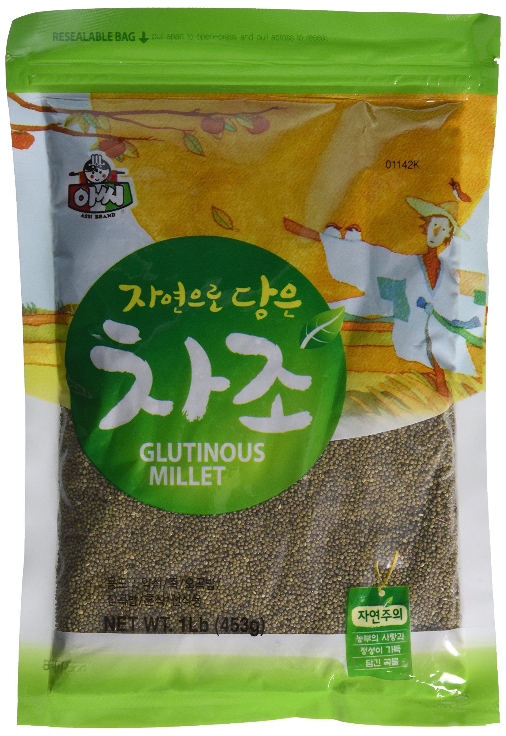 assi Glutinous Millet, 1 Pound