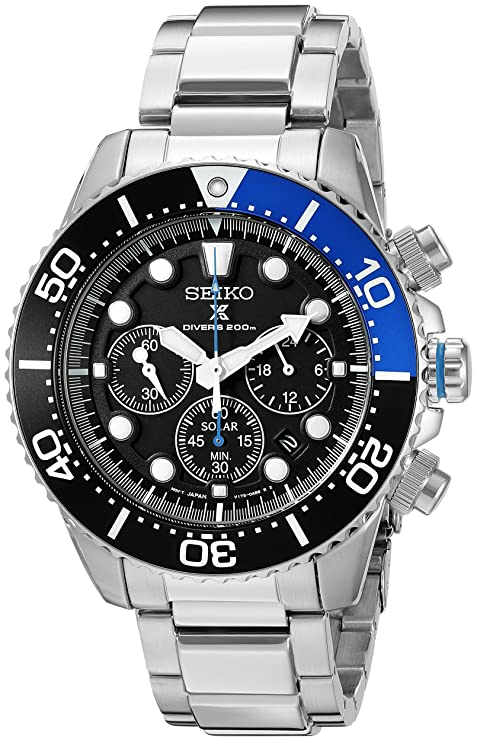 front facing Seiko SSC017