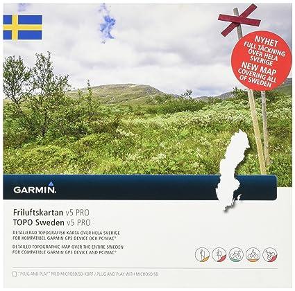 Garmin Uni Topo v5 Pro Tarjeta SD con Mapa topográfico de ...