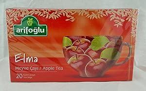 Arifoglu Turkish Applea Tea 20 Tea Bags