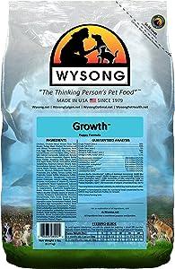 Wysong Growth Puppy Formula Dry Puppy Food - 5 Pound Bag