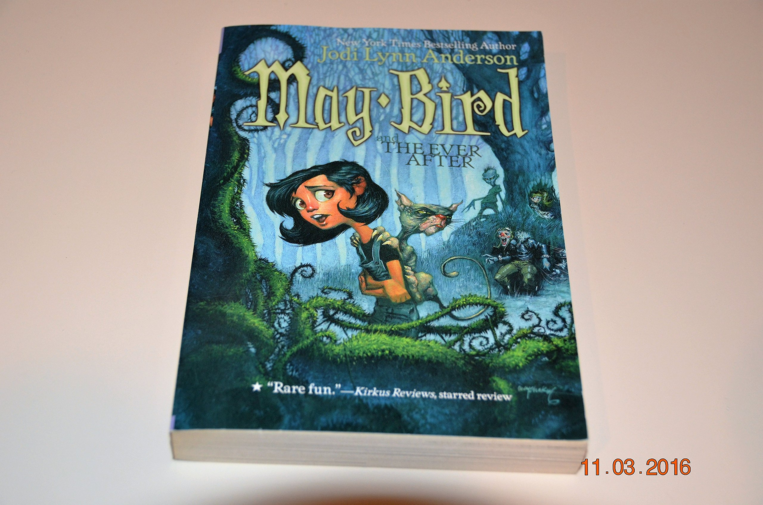 Download May Bird and the Ever After pdf epub