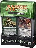 Magic The Gathering 14443 Nissa VS OB Nixilis Duel Deck