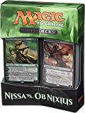 Magic the Gathering 14443 NISSA VS OB nixilis Deck Duel