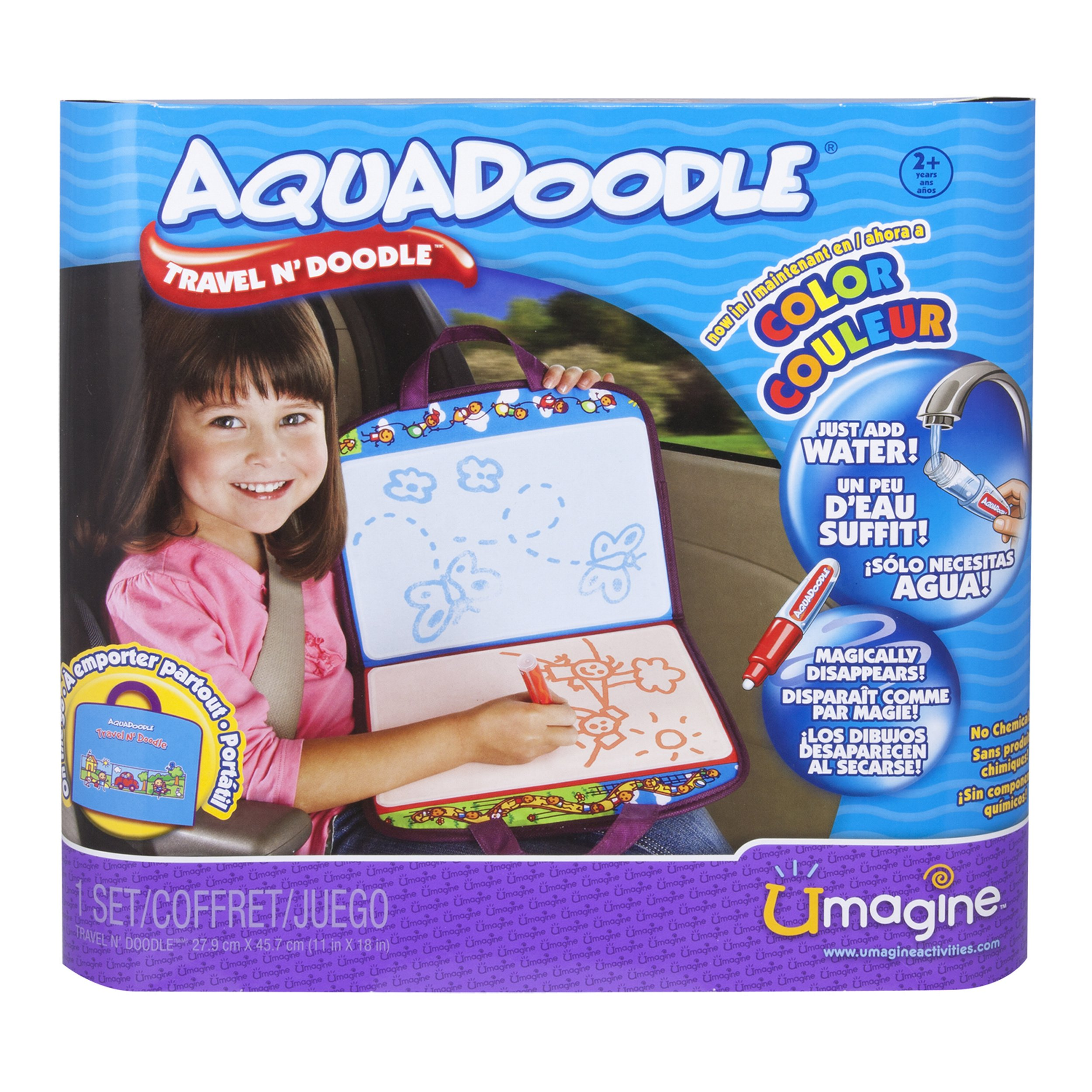 Spin Master AquaDoodle Travel Doodle Mat by Spin Master (Image #5)