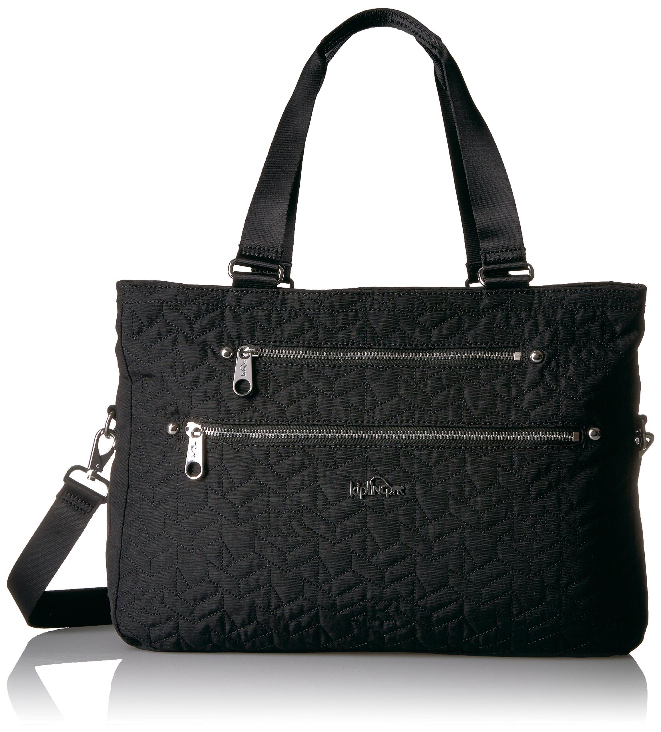 Kipling Juliana Solid Quitled Shoulder Bag
